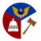 The Three Branches of Government logo
